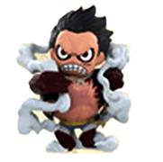 Mystery Minis One Piece Monkey. D. Luffy utilizing Gear Fourth
