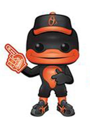 Funko Pop! MLB Baltimore Orioles Mascot