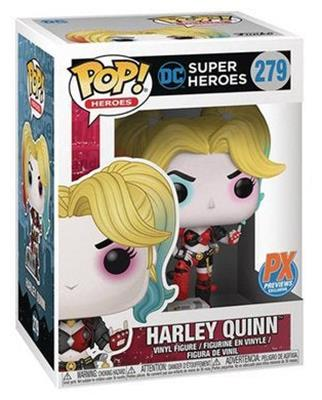 Funko Pop! Heroes Harley Quinn Rebirth  Stock