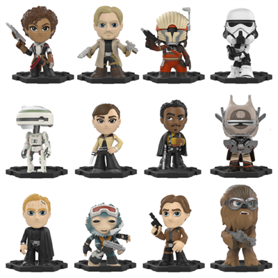 Mystery Minis Solo Movies Dryden Voss