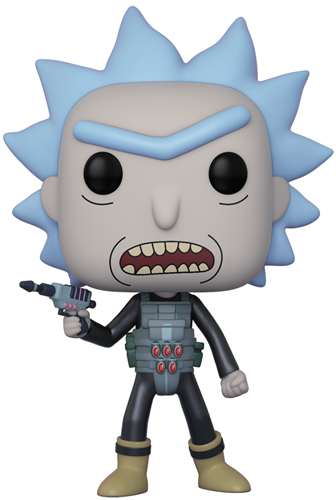 Funko Pop! Animation Rick (Prison Break)