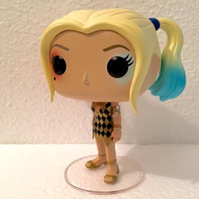 Funko Pop! Heroes Harley Quinn (Suicide Squad) (Gown) orion-neos on tumblr.com