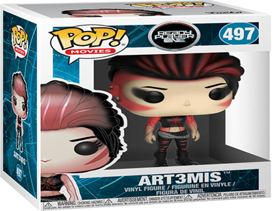 Funko Pop! Movies Art3mis Stock