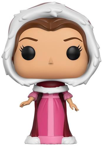 Funko Pop! Disney Belle (Winter) - Hooded