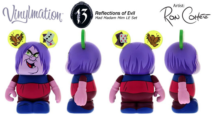 Vinylmation Open And Misc 13 Reflections of Evil Mim