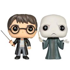 Harry Potter & Lord Voldemort (2-Pack)