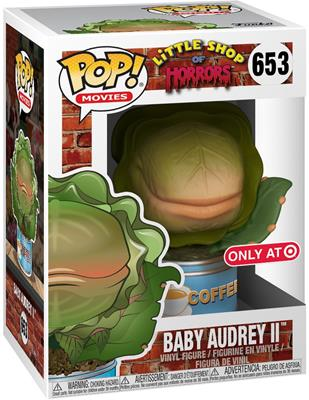 Funko Pop! Movies Audrey II (Coffee Tin Baby) Stock