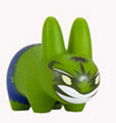 Kid Robot Marvel Labbits Series 2 Hulk