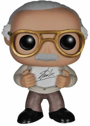 Funko Pop! Stan Lee Stan Lee (Signature) Icon Thumb