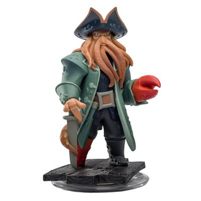 Disney Infinity Figures Pirates of the Caribbean Davy Jones