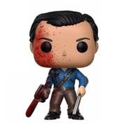 Funko Pop! Television Ash (Bloody)