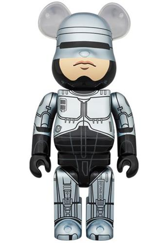 Be@rbrick Movies RoboCop 1000% Icon Thumb