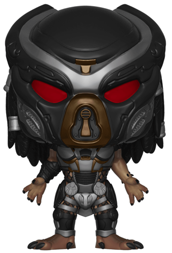 Funko Pop! Movies Predator (Fugitive) Icon