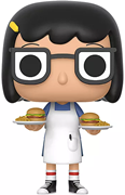 Funko Pop! Animation Tina Belcher (w/ Burgers)