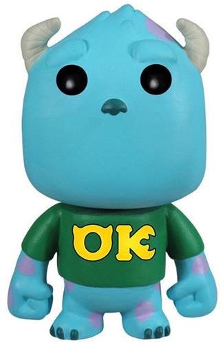 Funko Pop! Disney Sulley (University)