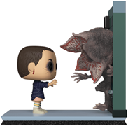 Funko Pop! Television Eleven and Demogorgon