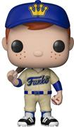 Funko Pop! Freddy Funko Baseball Beige Uniform
