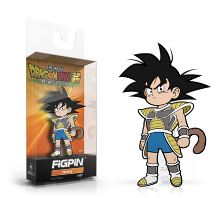 FiGPin Dragon Ball Super Kid Goku