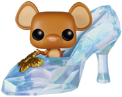 Funko Pop! Disney Gus Gus in Slipper (Live Action)