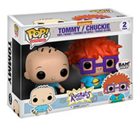Funko Pop! Animation Tommy and Chuckie Stock