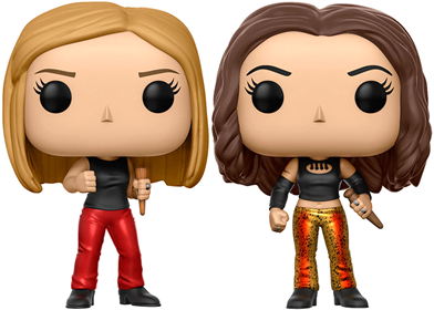 Funko Pop! Television Buffy & Faith