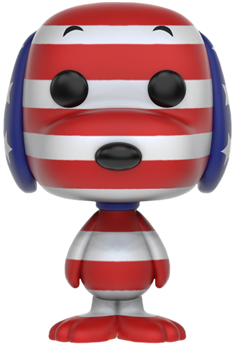 Funko Pop! Animation Snoopy (Patriotic)