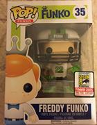 Funko Pop! Freddy Funko Football Freddy