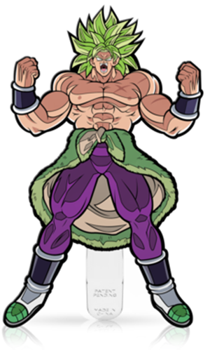 FiGPin Dragon Ball Super Broly (XL) Icon