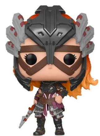 Funko Pop! Games Aloy in Shadow Stalwart Armor