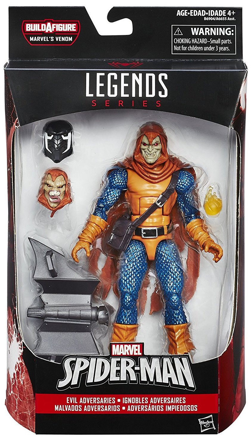 Marvel Legends Space Venom Series Hobgoblin