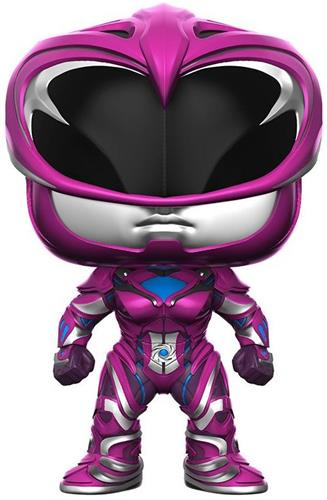 Funko Pop! Movies Pink Ranger Icon Thumb