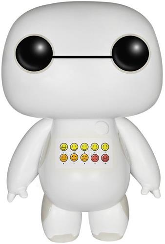 Funko Pop! Disney Baymax (Emoticon)