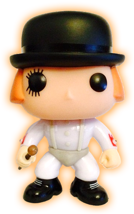 Funko Pop! Classics Clockwork Orange (Glow) - CHASE