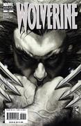 Marvel Comics Wolverine (2003 - 2009) Wolverine (2003) #55 (Black and White Variant)