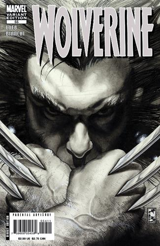 Covetly: Marvel Comics: Wolverine (2003 - 2009): Wolverine