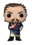 Funko Pop! Television Ron Swanson with Cornrows