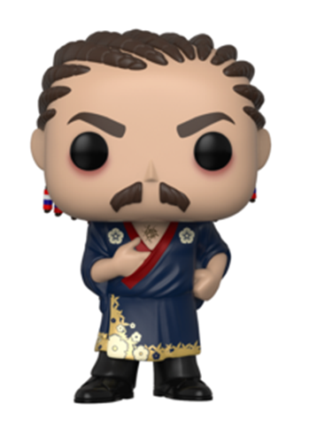 Covetly Funko Pop Television Ron Swanson With Cornrows