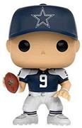 Funko Pop! Football Tony Romo (Throwback)