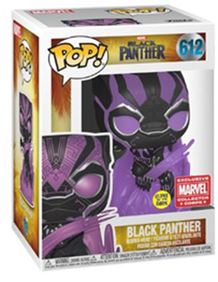 Funko Pop! Marvel Black Panther Stock Thumb