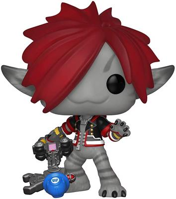 Funko Pop! Games Sora (Monster's Inc.)