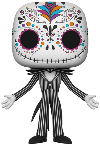 Funko Pop! Disney Jack Skellington (Sugar Skull)