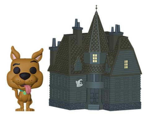Funko Pop! Town Scooby Doo - Haunted Mansion