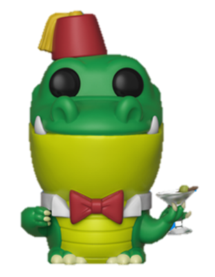 Funko Pop! Funko Big Al Icon