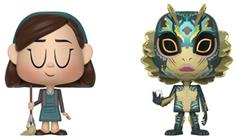 Funko Pop! Movies Elisa + Amphibian Man