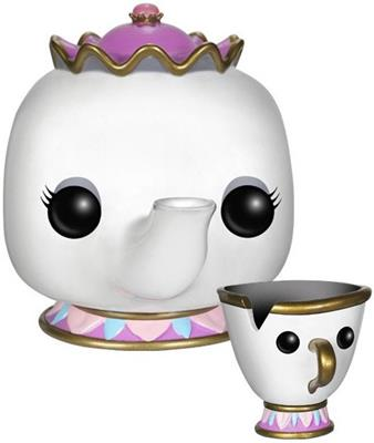 Funko Pop! Disney Mrs. Potts & Chip
