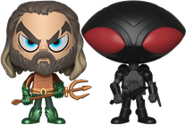 Vynl All Aquaman + Black Manta
