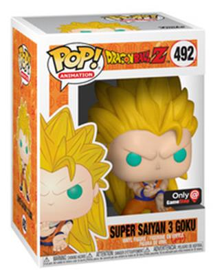 Funko Pop! Animation Goku (Super Saiyan 3) Stock