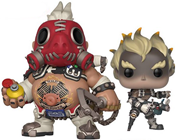 Funko Pop! Games Roadhog / Junkrat