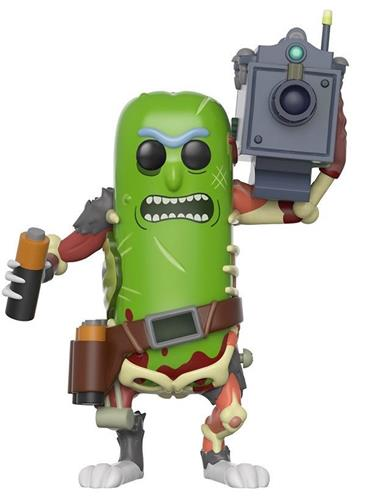 Funko Pop! Animation Pickle Rick (w/ Laser)