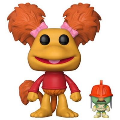 Funko Pop! Television Red & Doozer